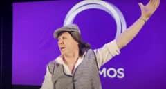 """Los Morancos y el 4-M: Iglesias de chulapo bailando un chotis y """"un oso con moño"""""""