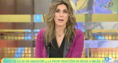 """""""He estado muy asustada"""": la dura revelación de Paz Padilla en su ingreso hospitalario por Covid"""