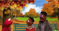Wes y Elijah, los personajes negros con los que Barrio Sésamo quiere combatir el racismo