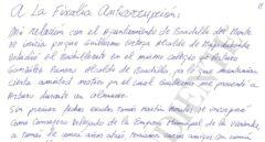 La confesión de Correa ante Anticorrupción