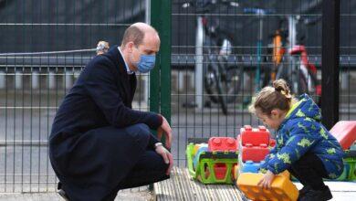 El príncipe Guillermo, hermano del duque de Sussex, niega que su familia sea racista