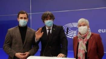 Francia podría ejecutar la euroorden y enviar a Puigdemont a España