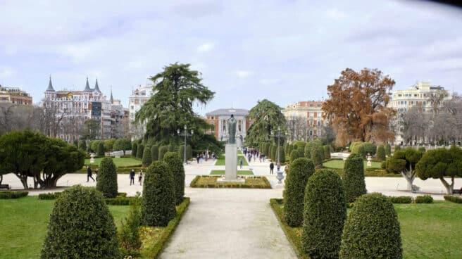 Parque del Retiro (Madrid).