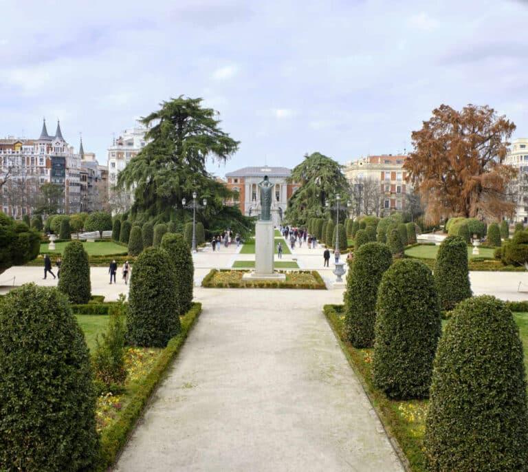 El 'Paisaje de la Luz' del Prado y el Retiro, declarados patrimonio de la Unesco