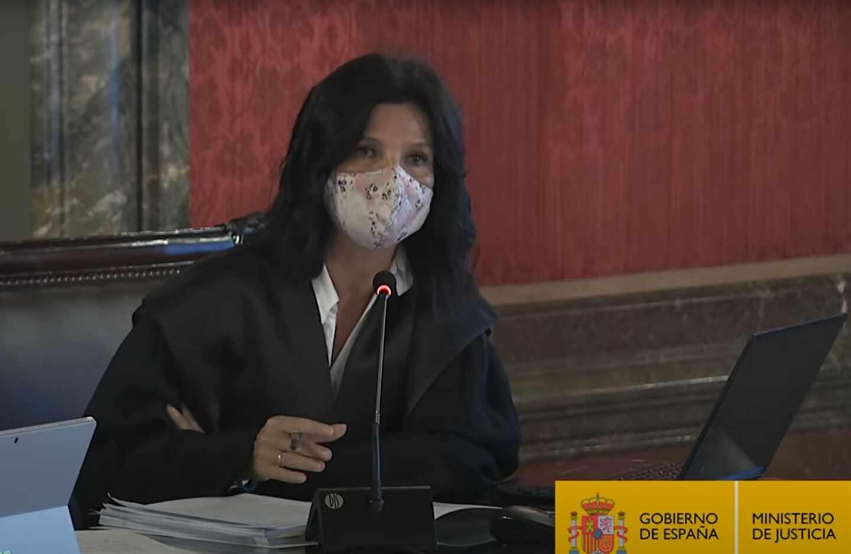 La abogada del Estado interviene en el juicio contra Joan Josep Nuet del Tribunal Supremo