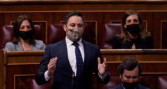 """Abascal acusa a Sánchez de insultar a las mujeres de Vox """"y a nuestras madres, hijas y abuelas"""""""
