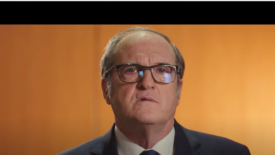 """""""Soso, serio y formal"""": El primer spot de Gabilondo como candidato a la presidencia de la Comunidad de Madrid"""