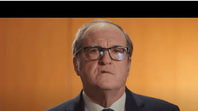 """""""Soso, serio y formal"""": El primer spot de Gabilondo como candidato a la presidencia de Madrid"""