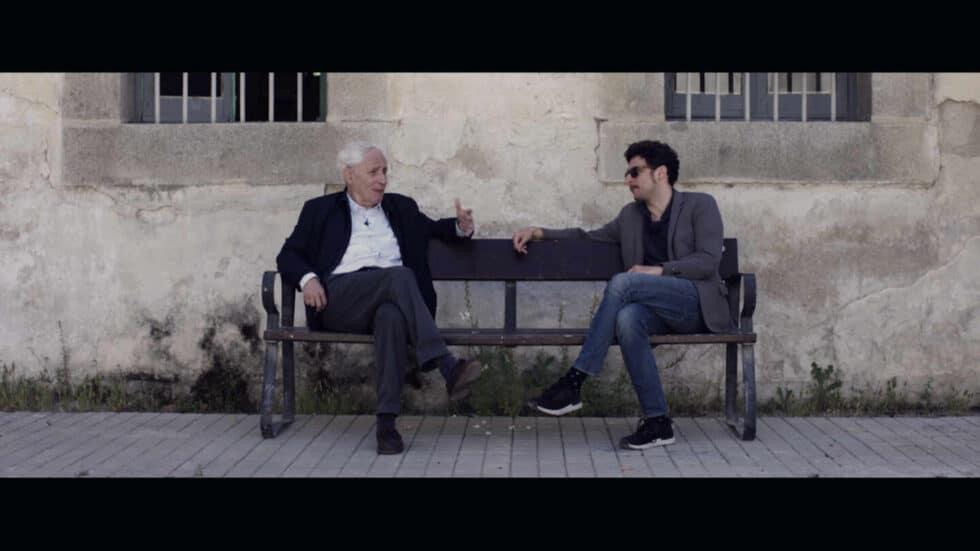 Un fragmento del documental Traidores