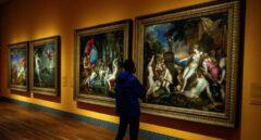 La lujuria y el amor mitológico de Tiziano devuelven al Prado a la normalidad