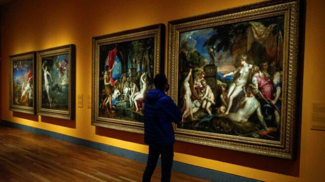 Tiziano, la lujuria y el amor