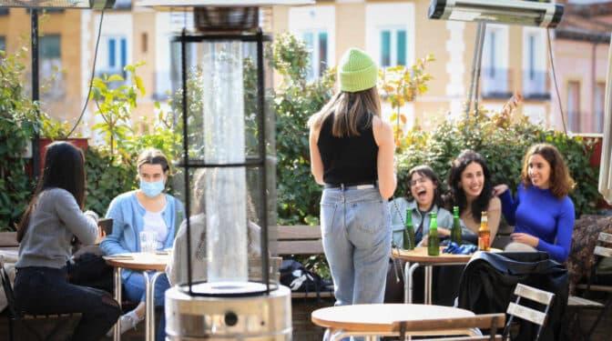 La llegada de turistas franceses a Madrid se ha cuadruplicado desde enero
