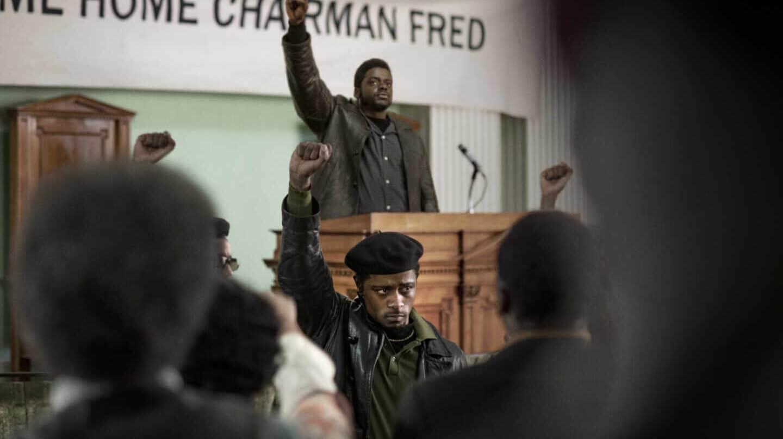 Daniel Kaaluya y LaKeith Stanfield, en un fotograma de la película 'Judas y el Mesías Negro'