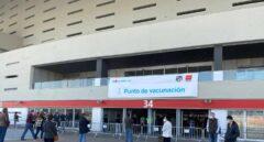 Madrid vacunó a 63.222 personas de entre 60 y 65 años durante los festivos de Semana Santa