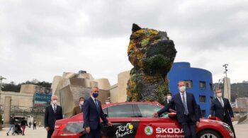 La 120 edición del Tour partirá desde Bilbao y recorrerá tres días Euskadi