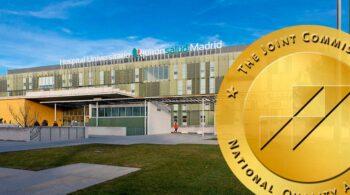 El Hospital Quirónsalud Madrid consigue el sello dorado de la Joint Commission Internacional