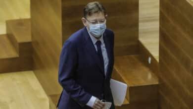 Ximo Puig confirma el cierre de la Comunidad de Valencia en Semana Santa a pesar de la mejoría