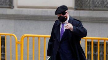 El 'número dos' de la Policía reconoció al juez que Villarejo mandaba más que él