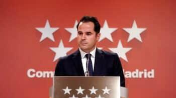 Ignacio Aguado abandona la política