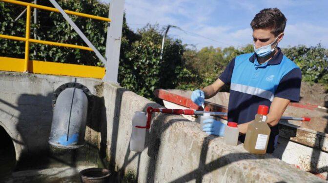 Aumenta la presencia de coronavirus en las aguas residuales de Madrid