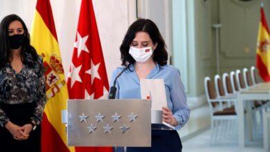 """Ayuso confirma elecciones el 4 de mayo: """"No puedo permitir que Madrid pierda su libertad"""""""