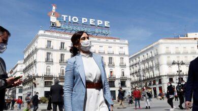 El «efecto Ayuso» coloca al PP a 1,8 puntos del PSOE, según un sondeo de La Razón