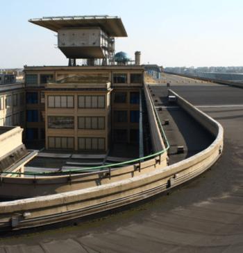La fábrica de Lingotto: cuando Fiat probaba sus coches en el circuito de una azotea