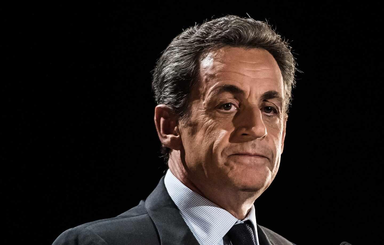 El ex presidente de Francia Nicolas Sarkozy.