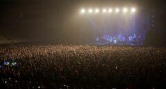 Seis positivos y ningún contagio en el concierto de Love of Lesbian, con 5.000 personas