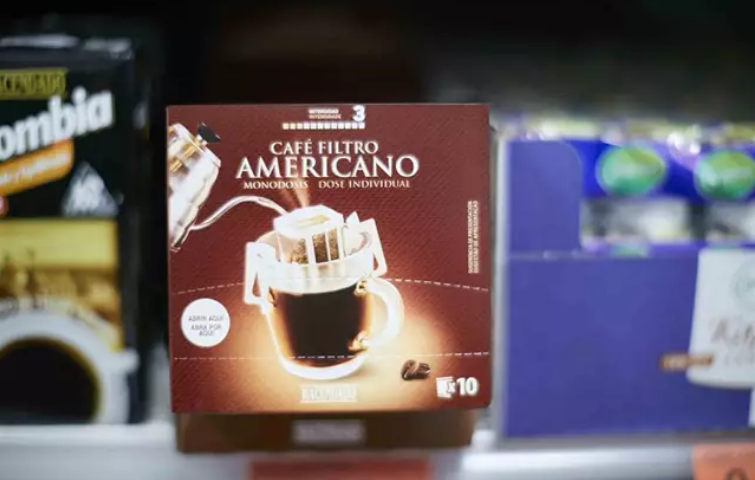 Café filtro americano Hacendado