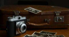 Fotografía de segunda mano