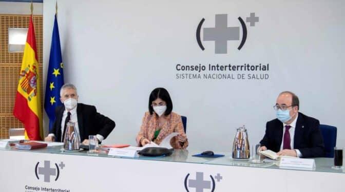Interior, Función Pública y Sanidad, los ministerios con más reclamaciones por transparencia