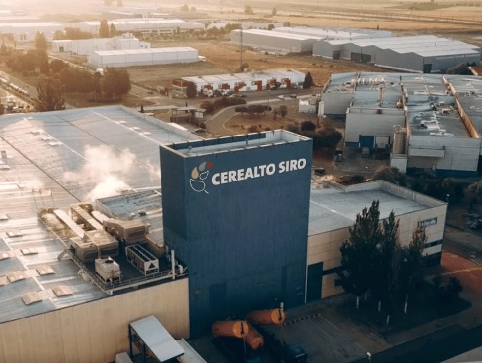 Fábrica de Cerealto Siro