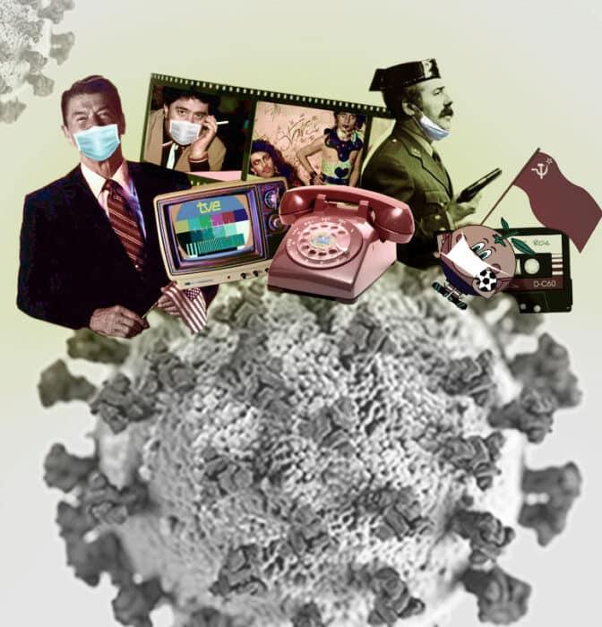Marzo 1980: ¿Y si la pandemia del Covid hubiese ocurrido hace 40 años?