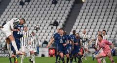 Los fallos de Cristiano y Morata hunden a la Juve en bolsa tras su KO en la Champions