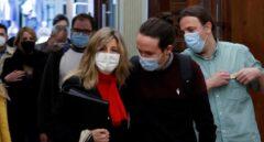Iglesias se despide del Congreso y anuncia que llevará a los tribunales a García Egea
