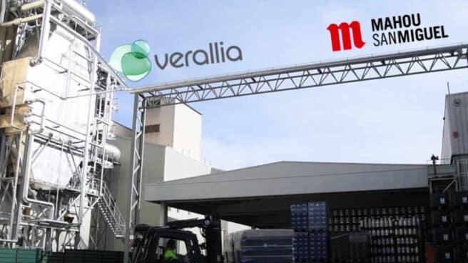 Planta de producción y eficiencia energética de Mahou San Miguel y Verallia en Burgos, en la lucha contra el cambio climático