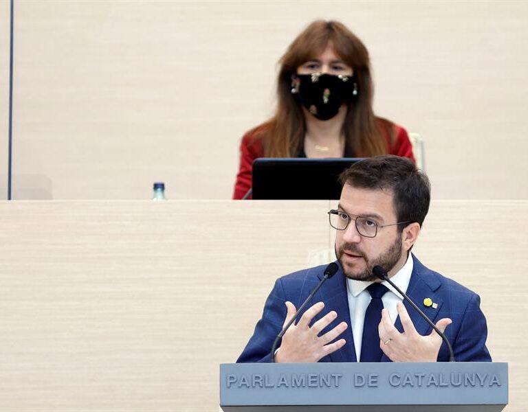 ERC y JxCat recrudecen la bronca por la mesa de diálogo que Aragonés fija para el 16 o 17