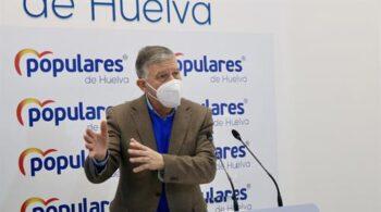 Carmelo Romero (PP) pide disculpas a Errejón