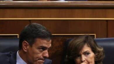 """Las dirigentes del PSOE a Sánchez: """"Si aceptas la ley  Montero, nos cargamos el movimiento feminista"""""""