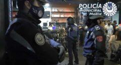La Policía interviene 414 fiestas ilegales durante el fin de semana en Madrid