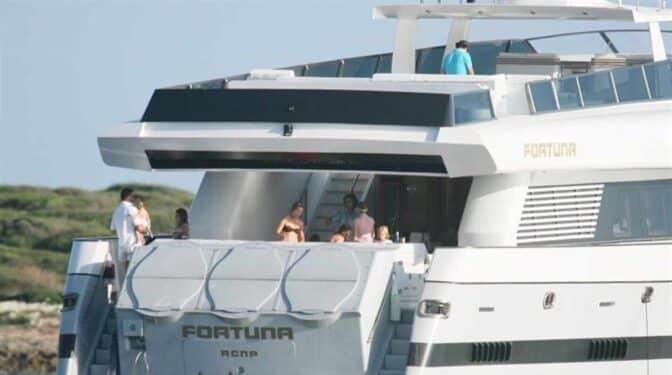 Patrimonio Nacional asumió las indemnizaciones de 1,2 millones de la tripulación del yate Fortuna de Juan Carlos I
