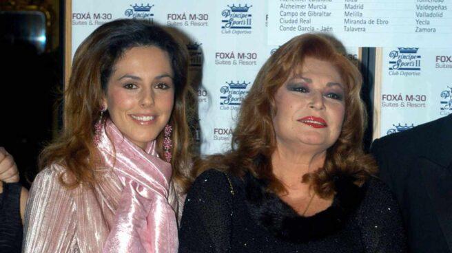 Rocío Carrasco relata como Antonio David Flores hizo callar a 'La Más Grande'