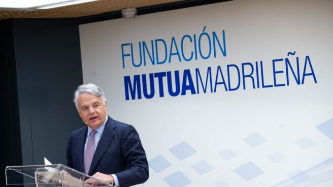 Ignacio Garralda, Presidente Ejecutivo de Grupo Mutua Madrileña
