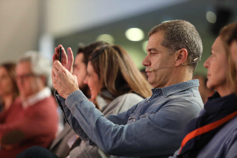 El ex dirigente de Ciudadanos y número 5 de Díaz Ayuso en las listas del 4-M, Toni Cantó