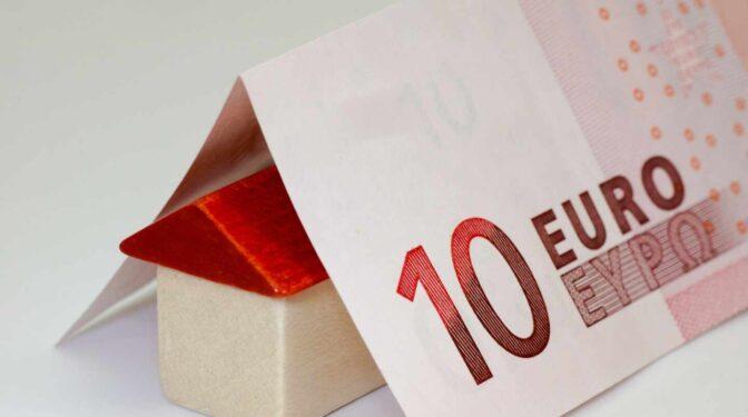 Las hipotecas seguirán en mínimos a pesar del repunte del euríbor en marzo