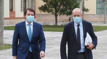 """Igea descarta apoyar la moción del PSOE contra Mañueco: """"En Cs no hay ningún Tamayo"""""""