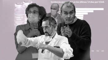 De Margarita del Val al doctor Cavadas: los 'influencers' de la pandemia