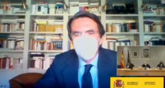 """Aznar, ante la Audiencia Nacional: """"No he conocido ninguna contabilidad B en el PP"""""""