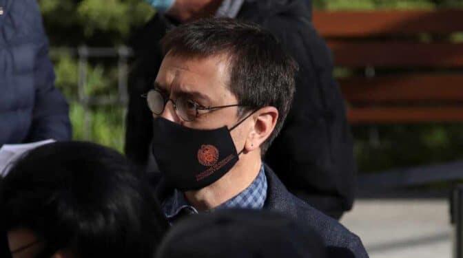 Monedero atribuye a la guerra judicial contra Podemos su imputación en el 'caso Neurona'
